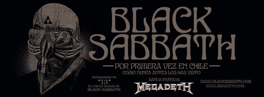 Black Sabbath en Chile