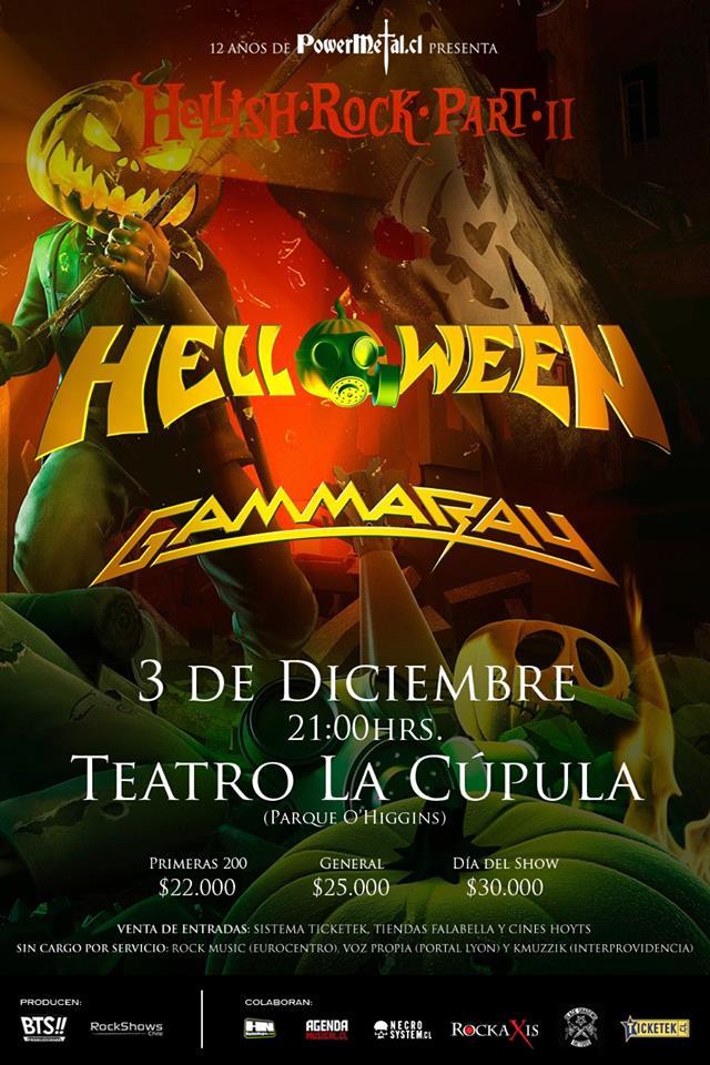 banner helloween - afiche