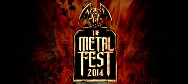 The metal Fest 2014