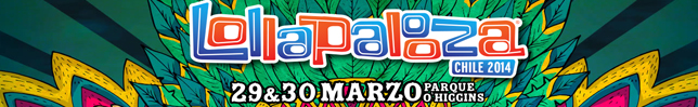 Banner Lollapalooza