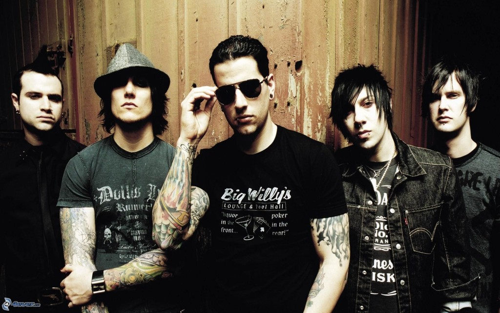 avenged sevenfold 164302