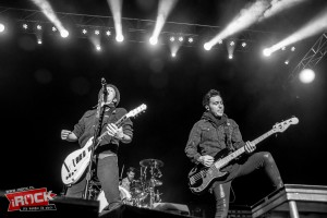 Fall Out Boy en Chile 2014 | Foto: Diego Mena