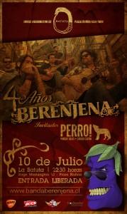 Afiche Berenjena 2