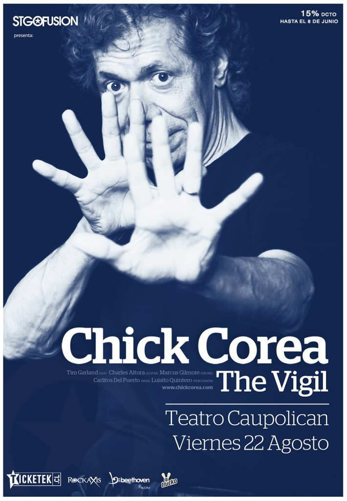 Afiche ChickCorea