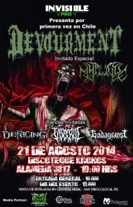 Afiche Devourment