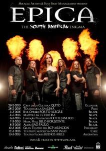 EPICA - THE QUANTUM ENIGMA TOUR