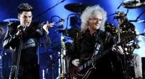Queen con Adam Lambert.