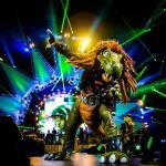 Los Heavysaurios regresan a Chile con gran show para niños