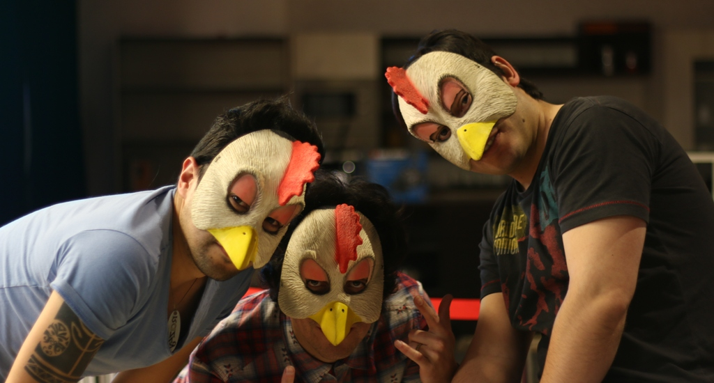 kimeros mascaras