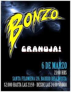 Bonzo 6-03-2015