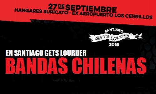 SGL bandas chilenas