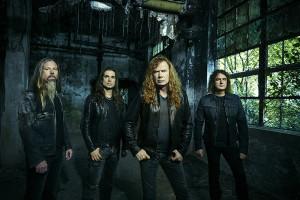 Megadeth @ Teatro Caupolicán | Santiago | Región Metropolitana | Chile