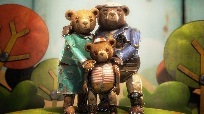 bear history
