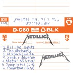 "Box set de ""No Life 'Til Leather"" de Metallica a la espera por problemas legales"