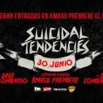 Concurso   Gana una entrada para Suicidal Tendencies + Napalm Death en Chile