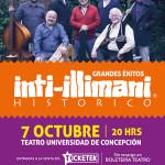Inti Illimani Histórico en Concepción