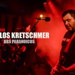 """Entrevista   Carlos Kretschmer (BBS Paranoicos): """"Queremos tratar de darles en el gusto a todos nuestros fanáticos"""""""