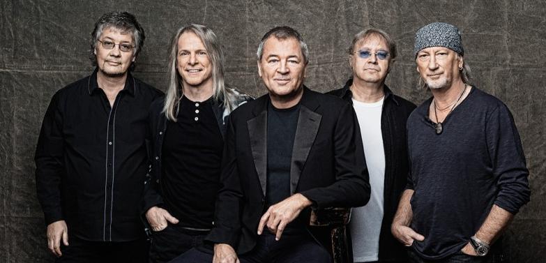Deep Purple 2016