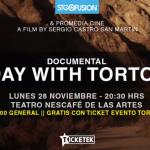 Documental de Tortoise se exhibe hoy en el Teatro Nescafé de Las Artes