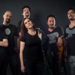 Arlette Jequier debuta junto a su nueva banda en Teatro Oriente