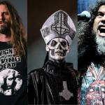 Slayer, Rob Zombie y Ghost visitarán Sudamérica el 2017