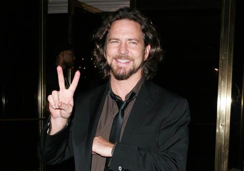 """August 6, 2008: Eddie Vedder attending the """"Vicky Cristina Barcelona"""" New York Premiere Afterparty held at Plaza Anthenee in New York City. Credit: Thornton/Alequin/INFphoto.com Ref.: infusny-06/83"""