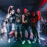 Sobernot y Violent Passion Surrogate juntos en House of Rock & Blues