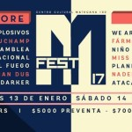MFEST 2017: Hardcore & Pop