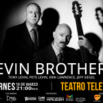 Imperdible encuentro con Levin Brothers