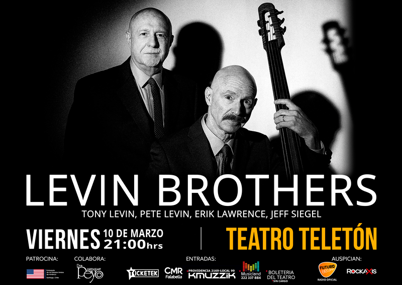 Levin Brothers OK
