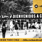 Chilenos en la ruta trasandina para llegar al Cosquín Rock