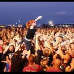 """Walls of Jericho lanza nuevo video: """"Forever Militant"""""""