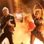 Grammy 2017: Una lamentable jugada en contra en la presentación de Metallica y Lady Gaga