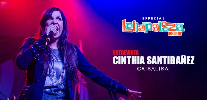 Cinthia - Crisalida