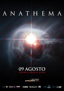 anathema afiche
