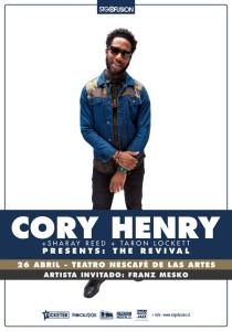 cory henry