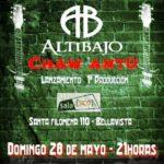 28 de mayo: Chaw Antü + Altibajo en SCD Bellavista