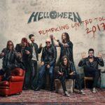 ¡Confirmado! Helloween trae a Chile su Pumpkins United World Tour