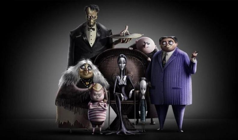 Video Revisa El Tráiler De Los Locos Addams Irock Cl